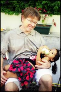 Alysha's Dad Allan