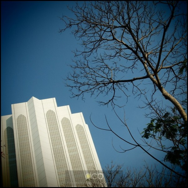 Olympus E-P1, Pin-hole effect art filter, 6:6 format