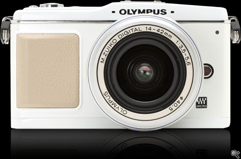 Olympus PEN E-P1, image taken from dpreview.com