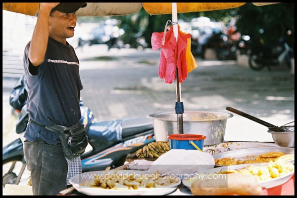 Mobile Stall Food Seller