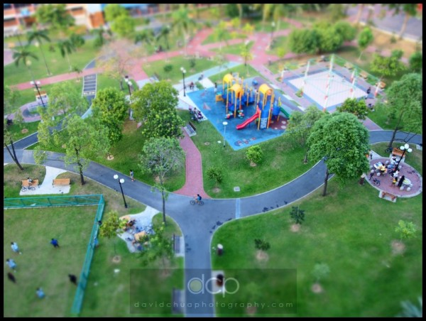 Singapore HDB Playground and Recreational Park