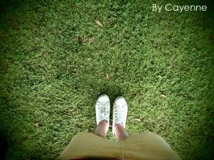 By Cayenne