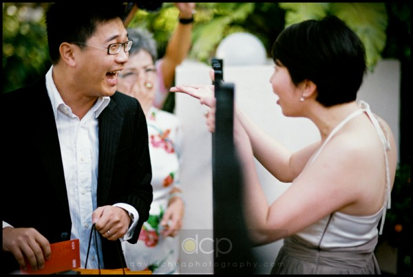 Shot on color negative. Wedding Photojournalism, Kuala Lumpur.
